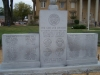 War Memorial Monument New Albany